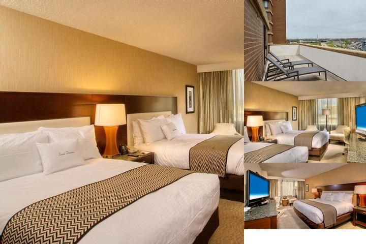 Doubletree Hotel Washington DC Crystal City photo collage