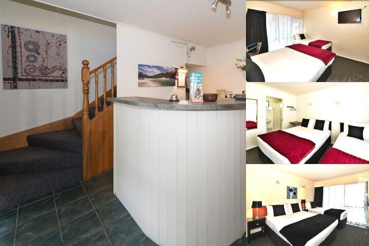 Accolade Lodge photo collage