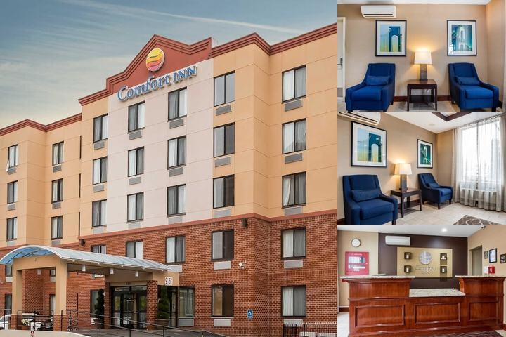 Comfort Inn Staten Island photo collage