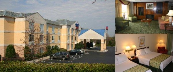 Fairfield Inn by Marriott Arrowood photo collage