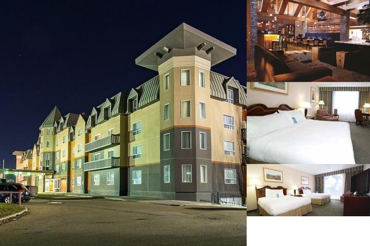 Sawridge Inn Edmonton South photo collage