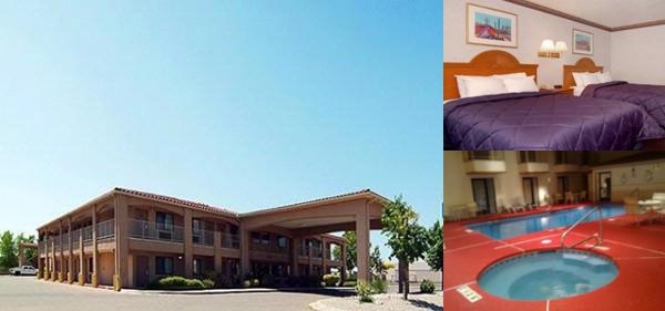 Econo Lodge West photo collage