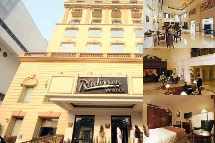 Radisson Hotel Jalandhar photo collage