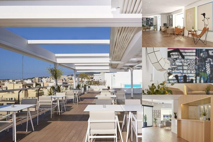 Tryp Palma Hotel photo collage