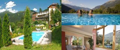 Hotel Alpenblick photo collage