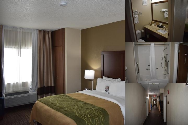 Comfort Inn Kokomo photo collage