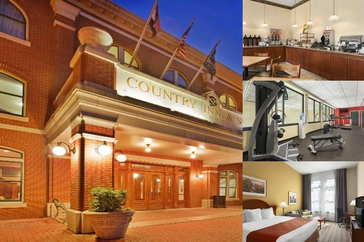 Country Inn & Suites St. Charles Mo photo collage