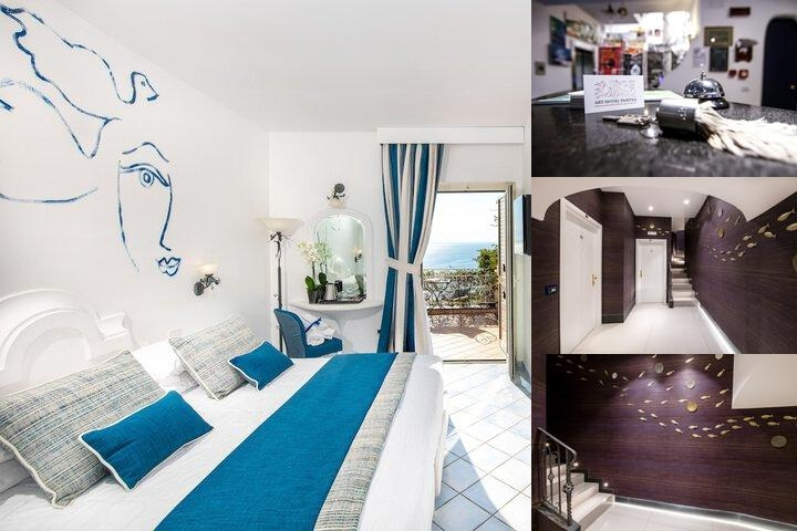 Positano Art Hotel Pasitea photo collage