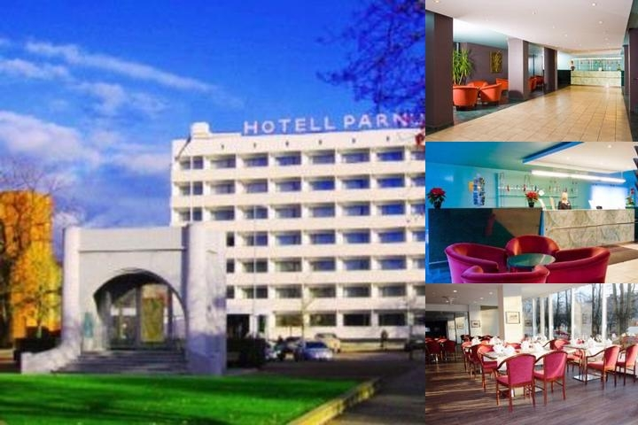 Hotel Parnu photo collage