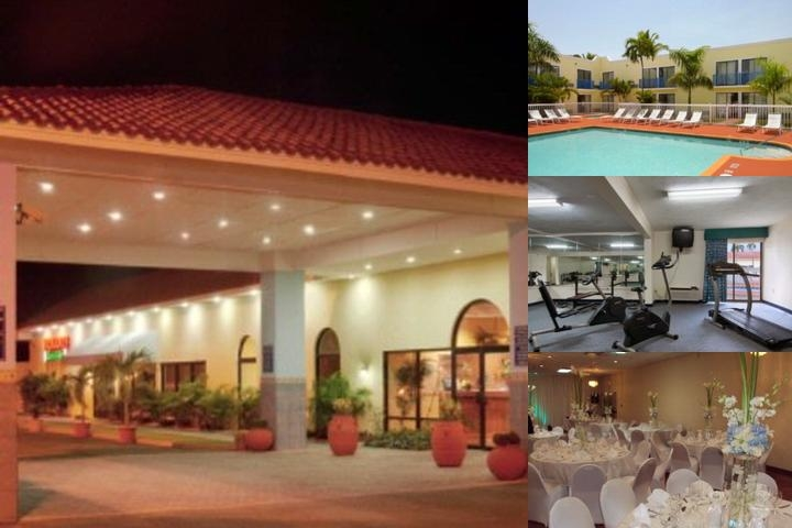 Howard Johnson Hotel Ponce photo collage