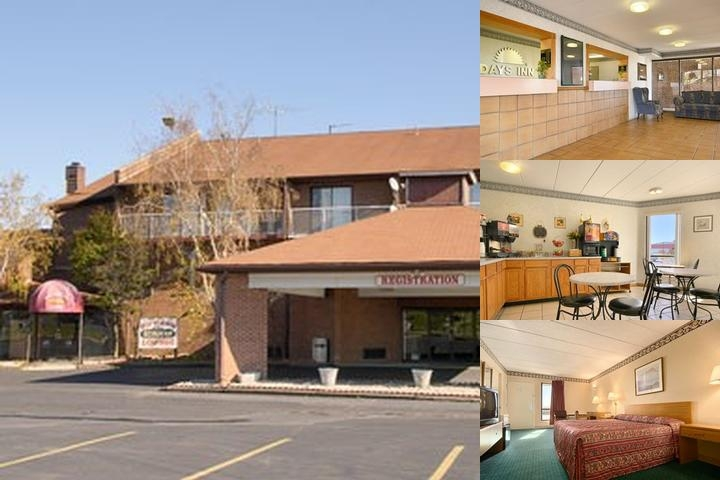 Days Inn East photo collage