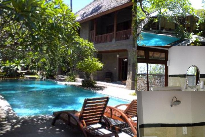 Taman Suci Suite & Villas photo collage