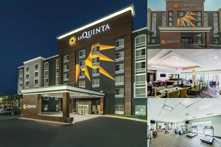 La Quinta Inn & Suites Downtown photo collage