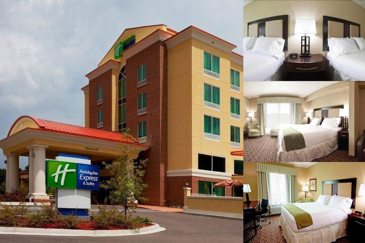 Holiday Inn Express Hotel & Suites Chaffee photo collage