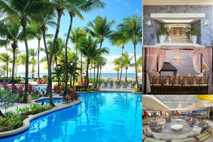 Courtyard by Marriott San Juan Isla Verde Hotel Beach
