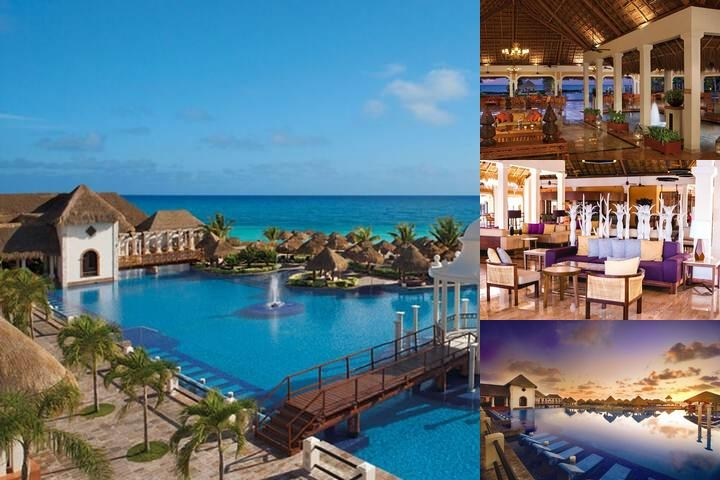 Now Sapphire Riviera Cancun photo collage