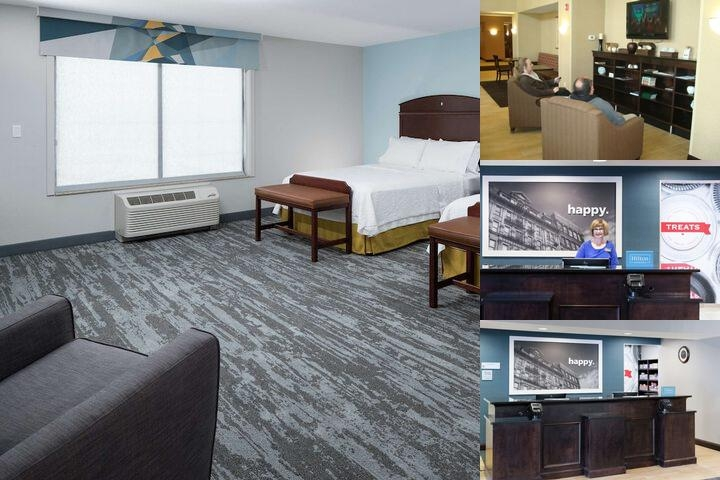 Hampton Inn & Suites Rochester North photo collage