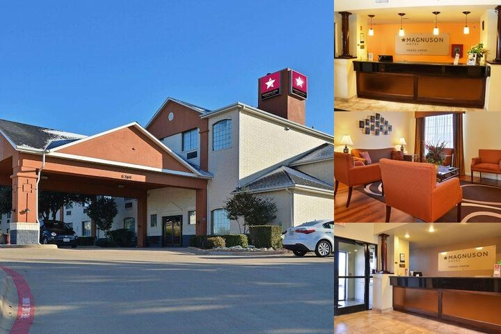 Best Western Inn Fossil Creek photo collage