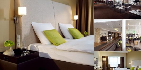 Lindner Hotel & City Lounge photo collage