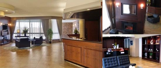 Royal Brock Hotel photo collage