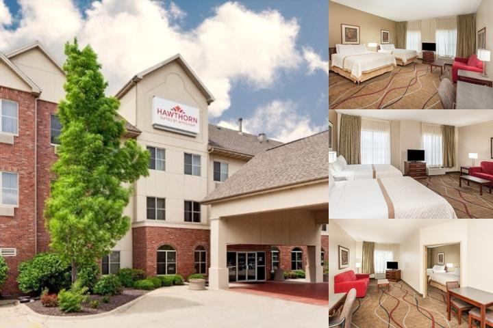 Hawthorn Suites & Conference Center photo collage