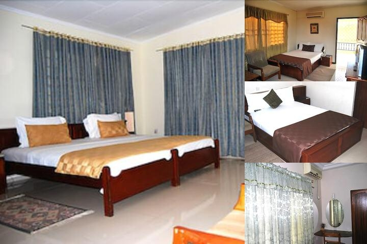 Acacia Guest Lodge photo collage