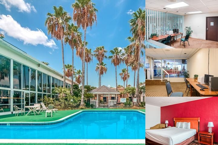 Americas Best Value Inn Corpus Christi Tx photo collage