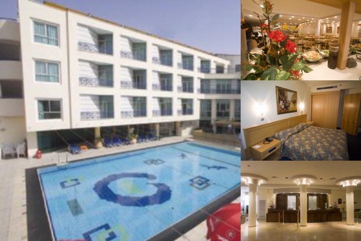 C Hotel Eilat photo collage