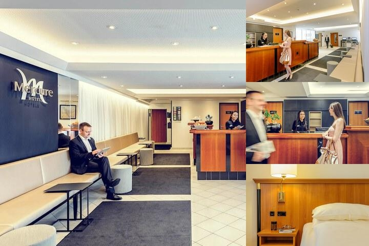 Hotel Mercure München Altstadt photo collage