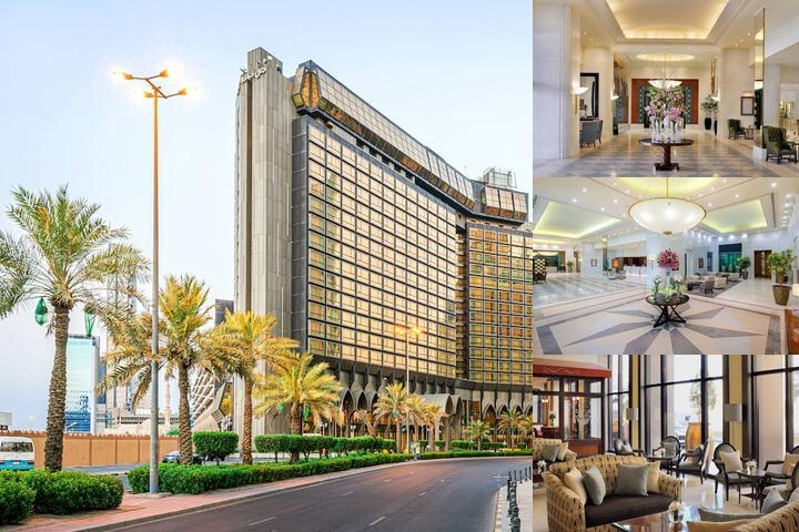JW Marriott Hotel Kuwait City photo collage