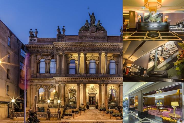 The Merchant Hotel photo collage