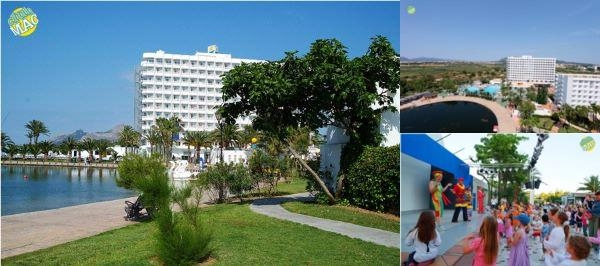 Club Mac All Inclusive Hotel Jupiter / Marte / Sat photo collage