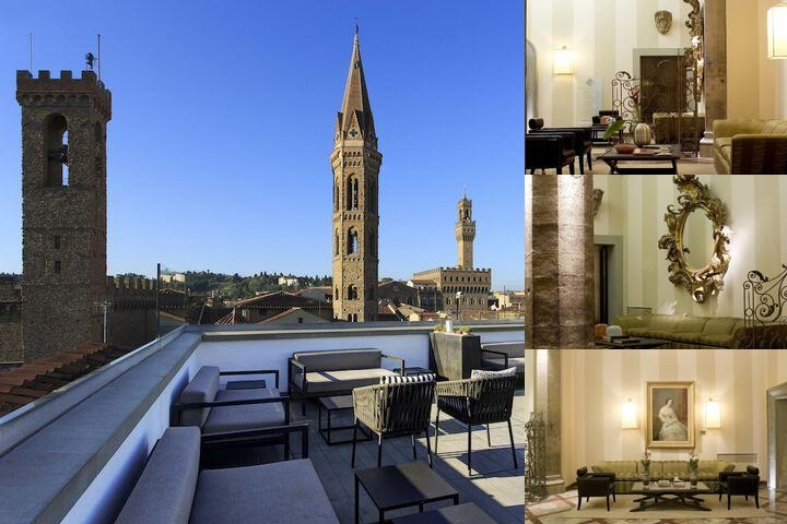 Grand Hotel Cavour photo collage