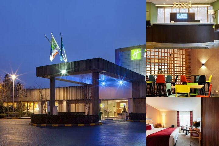 Holiday Inn Express Gent photo collage