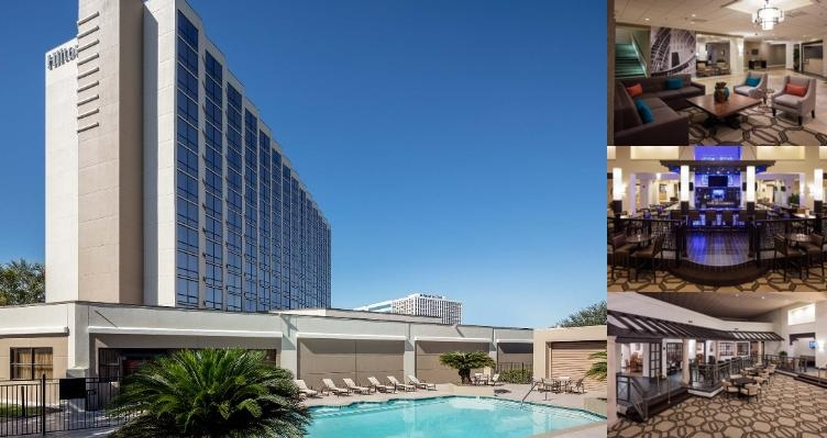 Hilton Houston Southwest photo collage