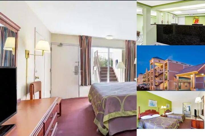 Capital Hotel photo collage