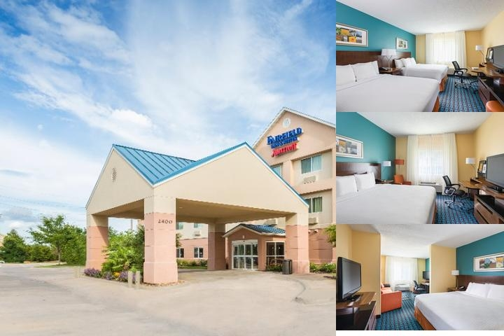 Fairfield Inn Westchase photo collage