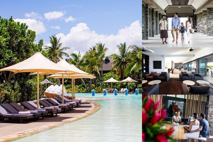 Intercontinental Fiji Golf Resort & Spa photo collage