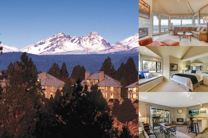 Mount Bachelor Village Resort photo collage