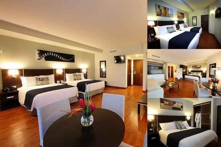 Marriott Executive Apartments Panama City Finister photo collage