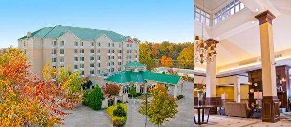 Hilton Garden Inn Nashville Airport photo collage