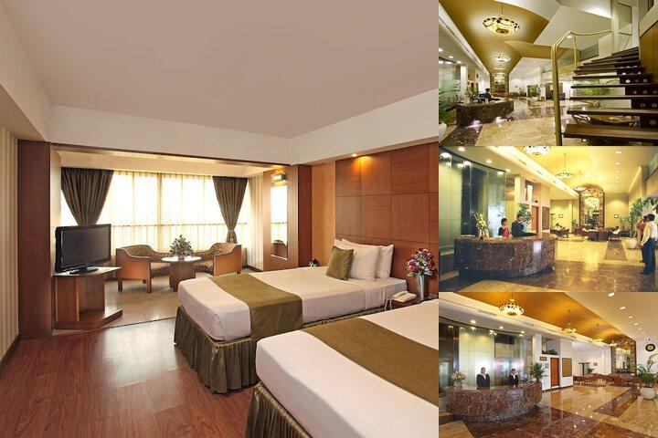 Hotel Aurora Towers photo collage