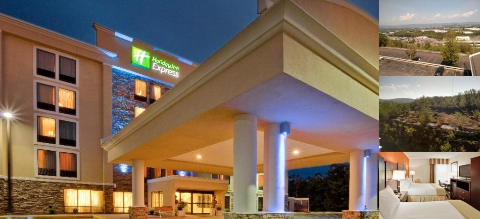 Holiday Inn Express Wilkes Barre East photo collage