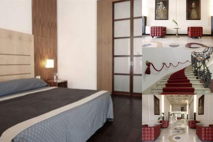 Hotel Grand'italia photo collage