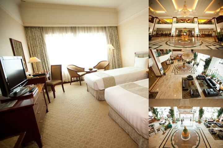Evergreen Laurel Hotel Penang photo collage