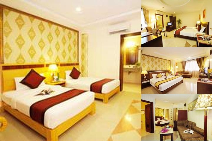 Hoang Hai Long 1 Hotel photo collage