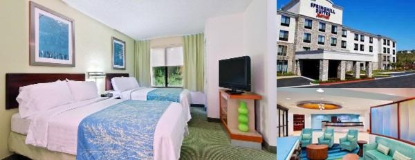 Springhill Suites by Marriott San Diego Poway photo collage
