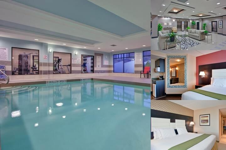 Holiday Inn Express Hotel & Suites Ottawa West Nep photo collage