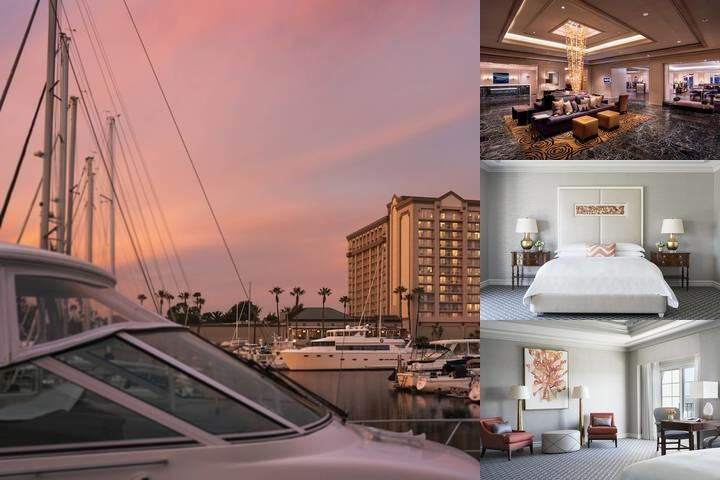 The Ritz Carlton Marina Del Rey photo collage