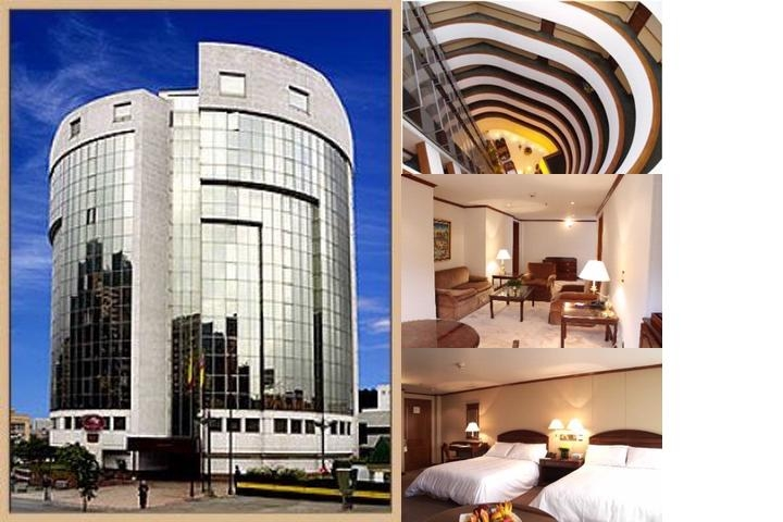 Hotel Bogota Regency photo collage